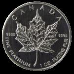 プラチナ コイン