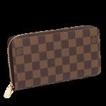 ルイヴィトン ダミエ ラウンドファスナー財布 N60015