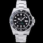 ロレックス GMTマスター 116710LN 黒文字盤