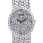 オーバル型 フェイスダイヤモンド