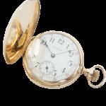 金無垢 懐中時計