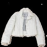 ジャケットホワイト