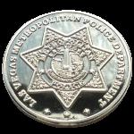 アメリカ合衆国 ラスベガス警察局 シルバーコイン メダル