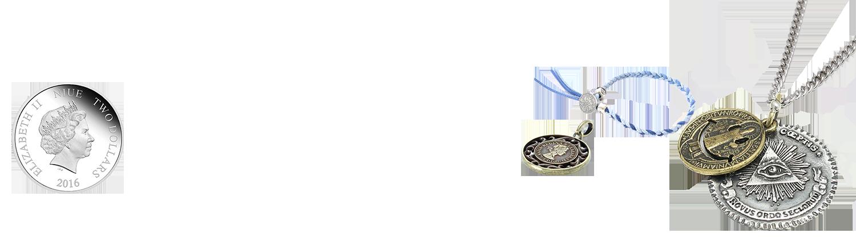 シルバーのコイン・銀貨買取のことならウレルへ