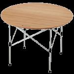 ローテーブル ラウンド竹