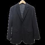 BLACKLABELCRESTBRIDGE(ブラックレーベルクレストブリッジ)テーラードジャケットブラック