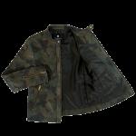 ブラックレーベルクレストブリッジ新品ライダースジャケットL革
