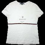 グッチコットン半袖Tシャツ