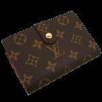 ルイ・ヴィトン【LOUISVUITTON】ヴィトン・財布【二つ折り財布・ポルトモネ】