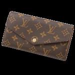 【ルイヴィトン】M60531 ポルトフォイユ サラ 長財布