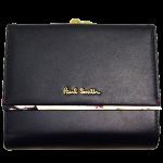 ポールスミス 二つ折り財布 レディース ブランド PWU364 パンジー