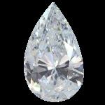 ペアシェイプダイヤモンド