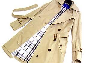 ヴィンテージトレンチ(一枚袖)