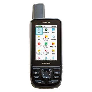 GPSナビゲーション