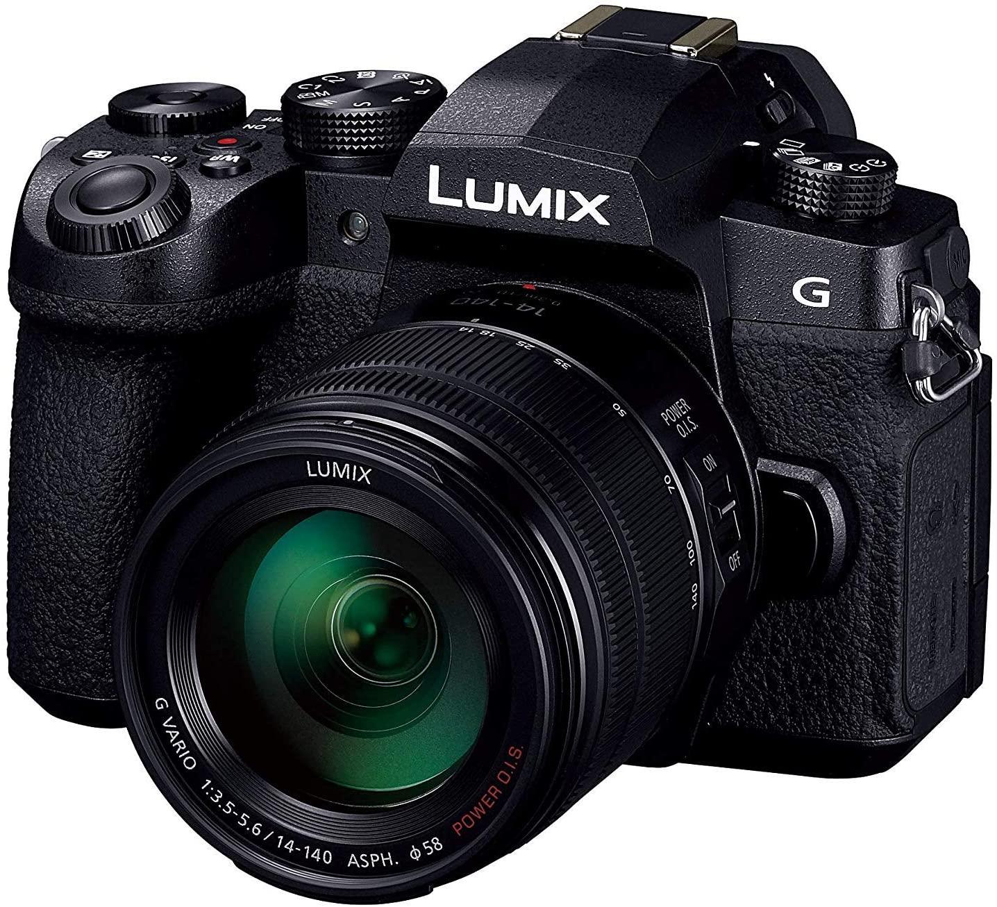 パナソニック LUMIX DC-G9