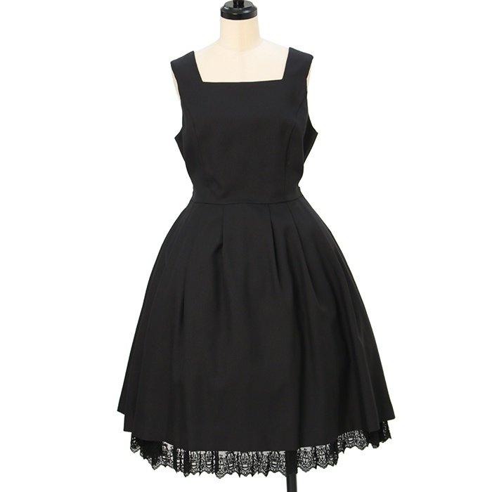 アイテム⑤コフィンレースリボンジャンパースカート