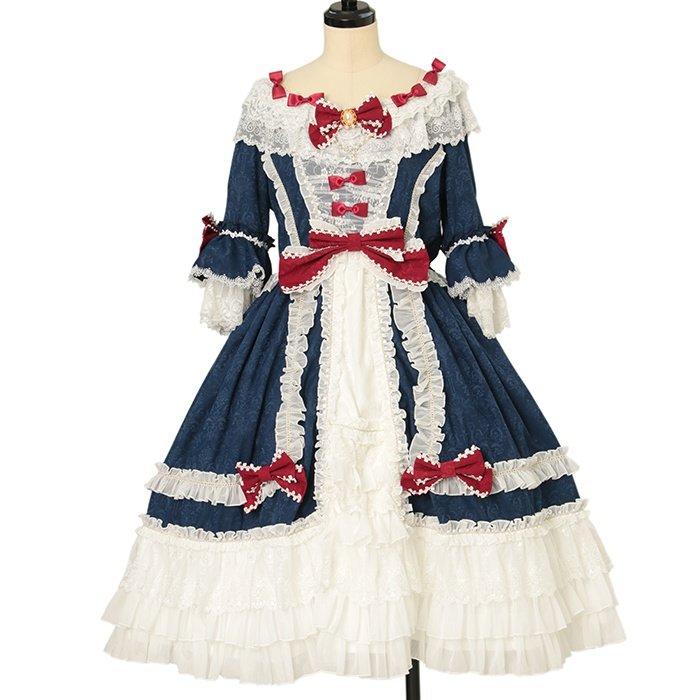 【HinanaQueen】 Moira プリンセスドレス