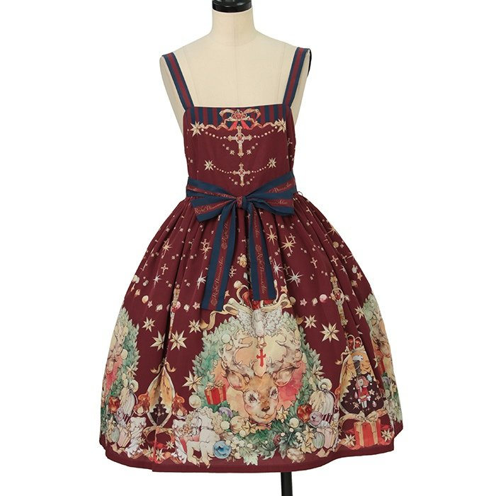 【Palme Comèteコラボ】Sacred Night Fairy Taleジャンパースカート