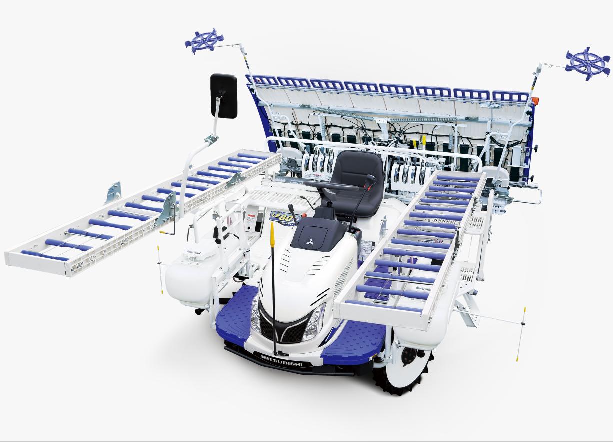三菱マヒンドラ農機 LEシリーズ LE80D
