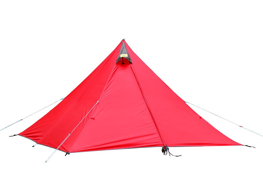 パンダ テント