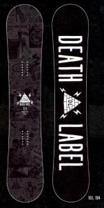DEATH LABEL BLACK FLAG2015-2016