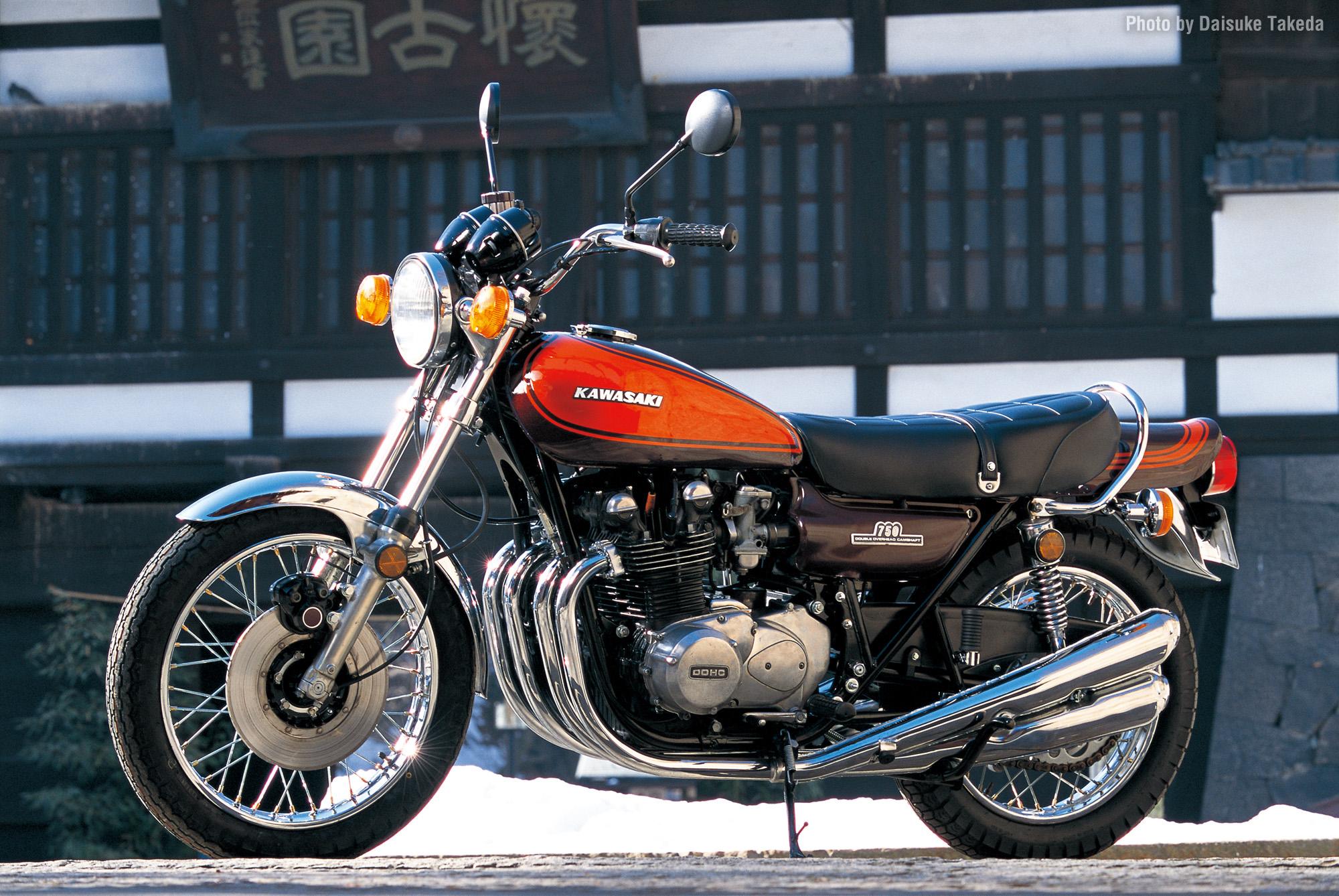カワサキ750RS Z2