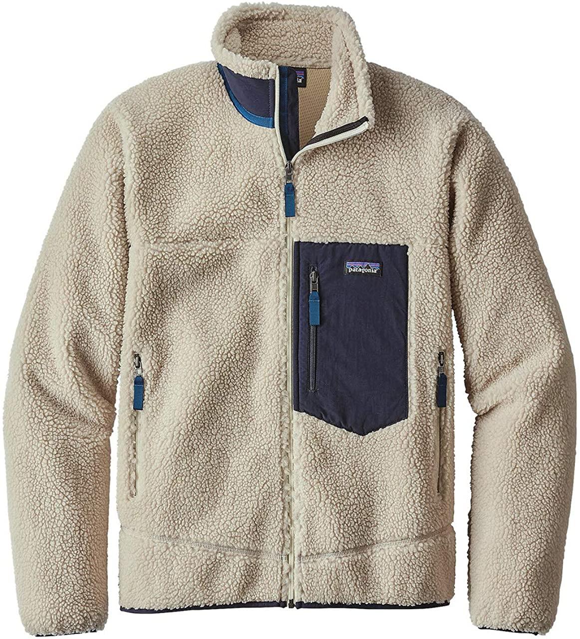 パタゴニア クラシック レトロX フリースジャケット